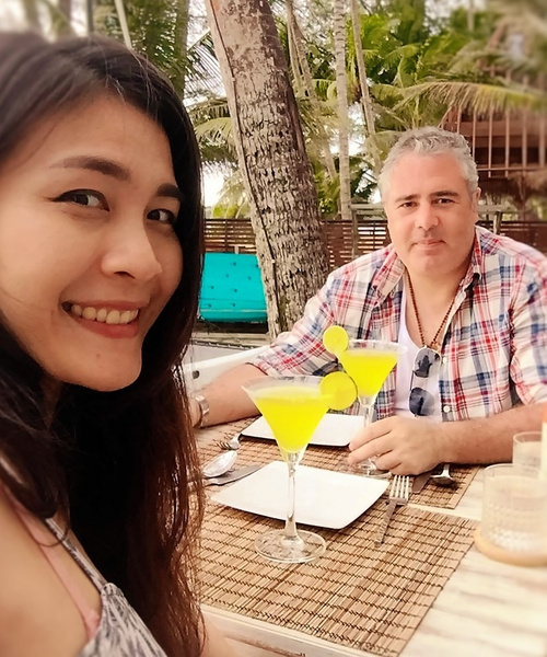 my thai eating connection by Gabriel le Roux