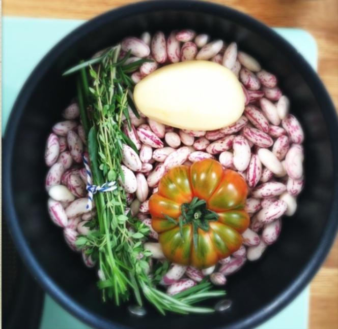 vegetarian cassoulet