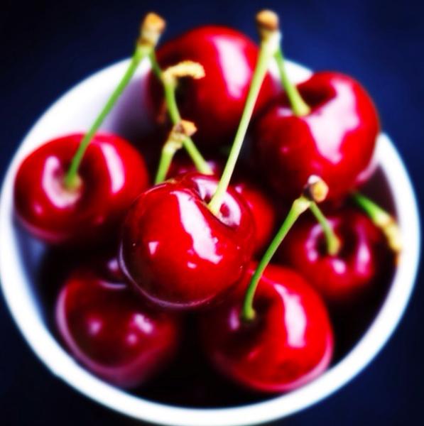 life's a bowl of cherries by Gabriel le Roux