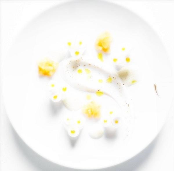 olive oil, rose, grapefruit by Gabriel le Roux