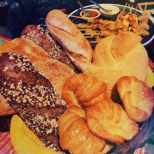 bread by Gabriel le Roux