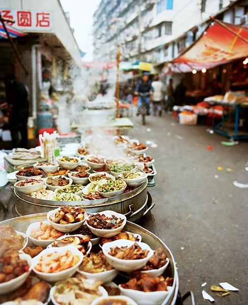 thailand bangkok lunch by Gabriel le Roux
