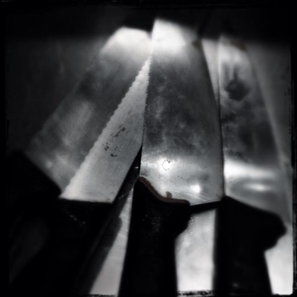 knive cabinet by Gabriel le Roux