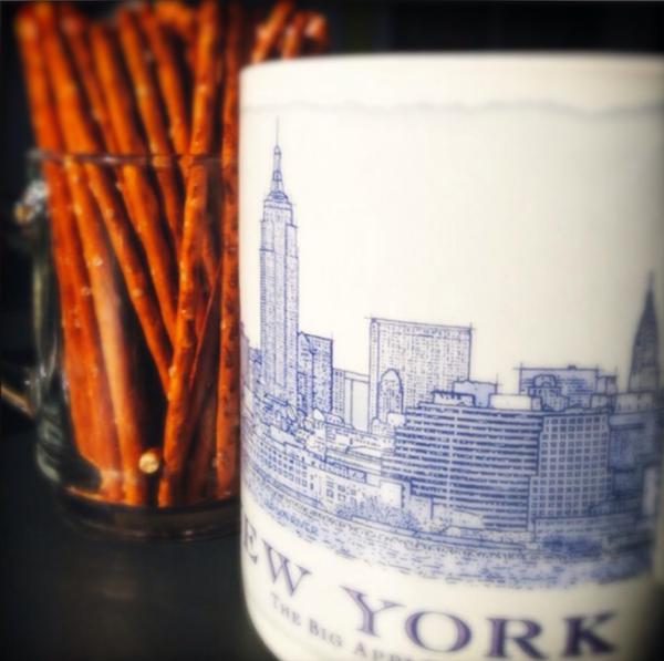 new york coffee by Gabriel le Roux