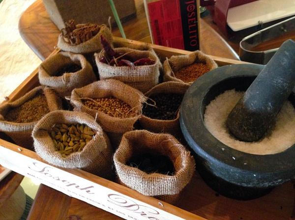 to_make_flavored_salt by Gabriel le Roux