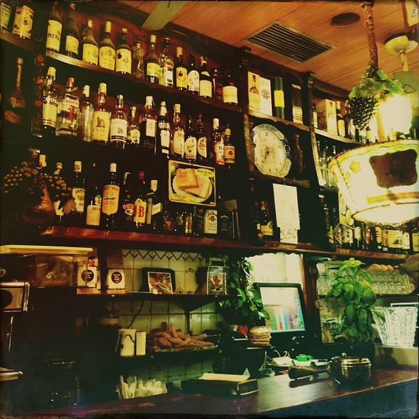 barcelona locals bar by Gabriel le Roux