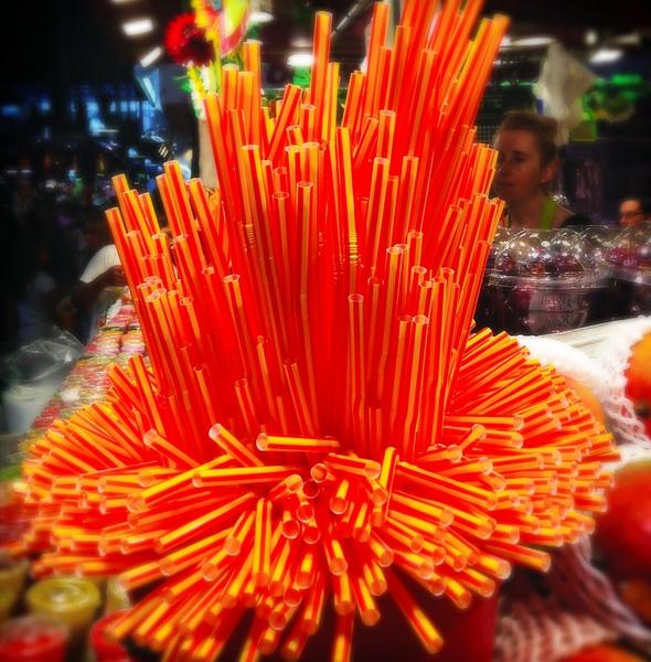 spanish food market (4) by Gabriel le Roux