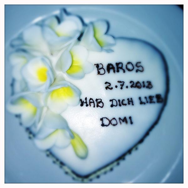 cake by Gabriel le Roux