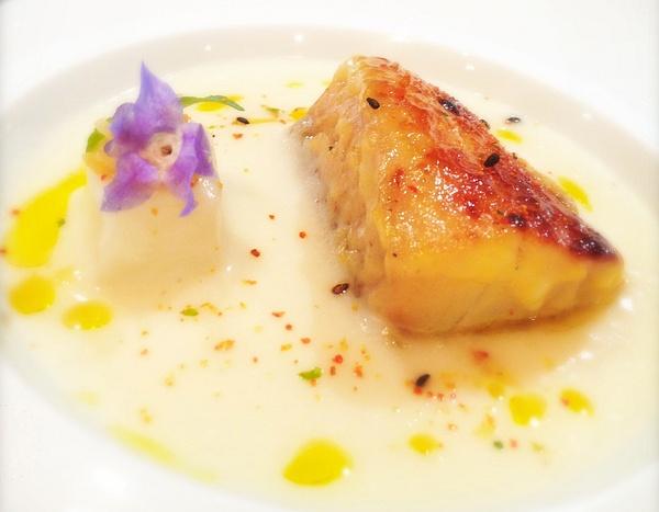 dinner joel robuchon by Gabriel le Roux