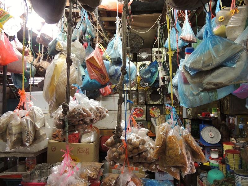 male street market