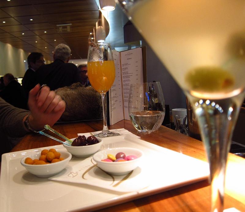 pre dinner drinks balances in switzerland