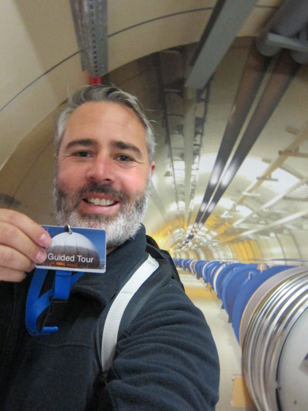 CERN by Gabriel le Roux