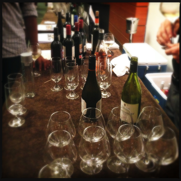 buying wine with my sommelier by Gabriel le Roux