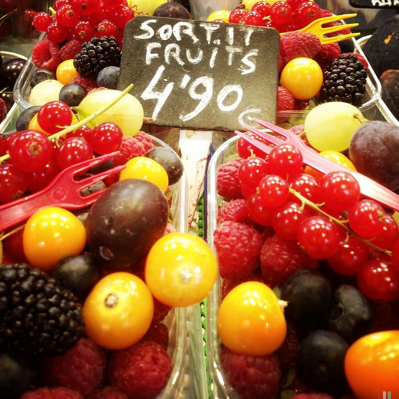 spanish fresh berries