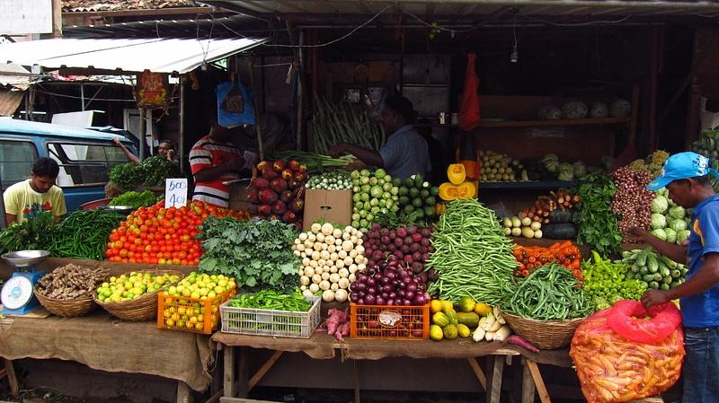sri lankan vegetables