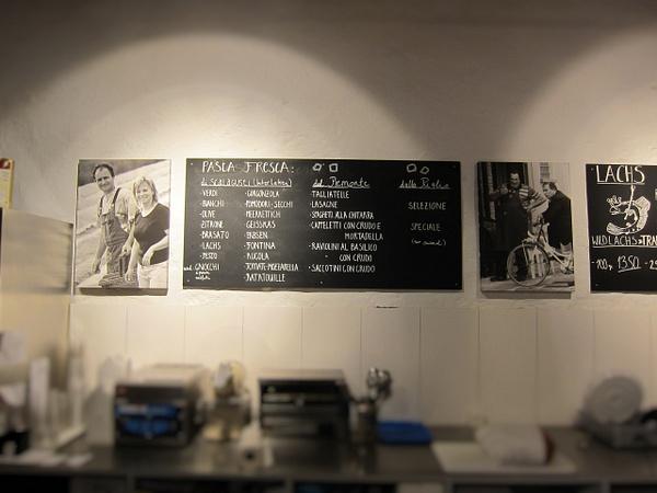 pasta deli in switzerland by Gabriel le Roux