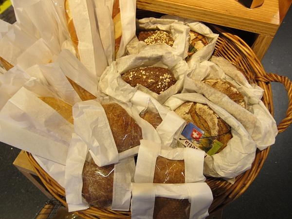 bread basket by Gabriel le Roux