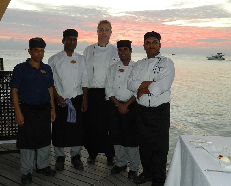 the fine dining team