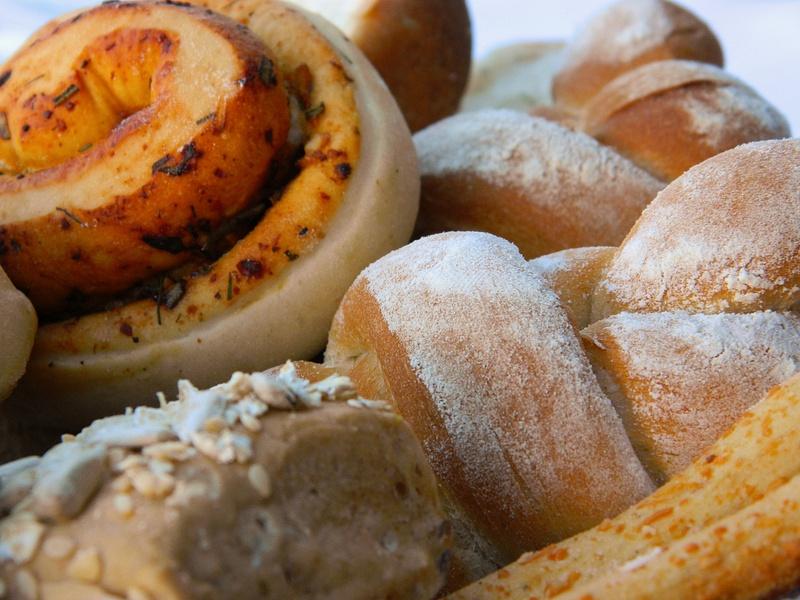 tonight's bread selection