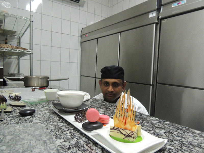 thinking pastry chef