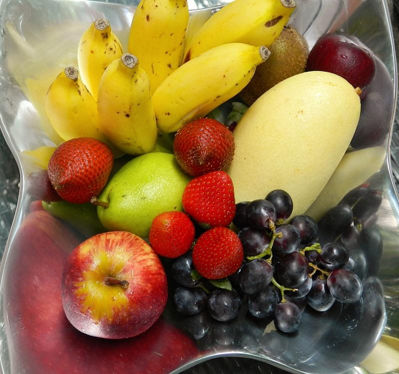 new arrival fruit platter