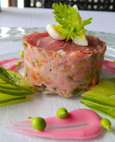 russian salad by Gabriel le Roux