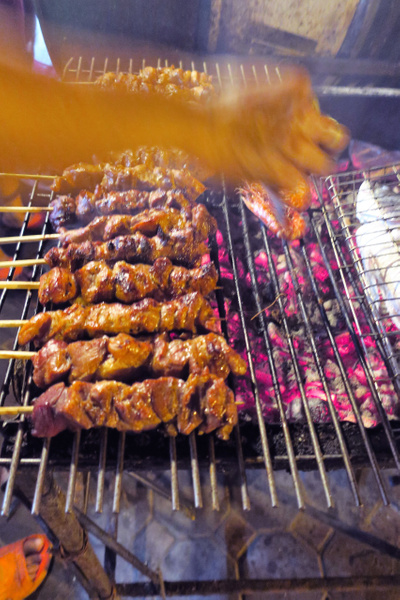 best bbq in phuket by Gabriel le Roux
