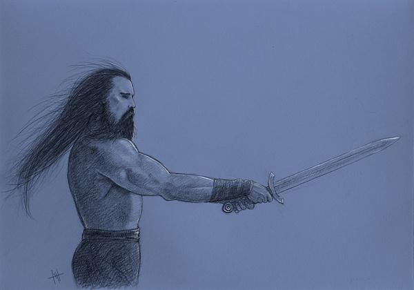 Conan (large) by Romeodraw