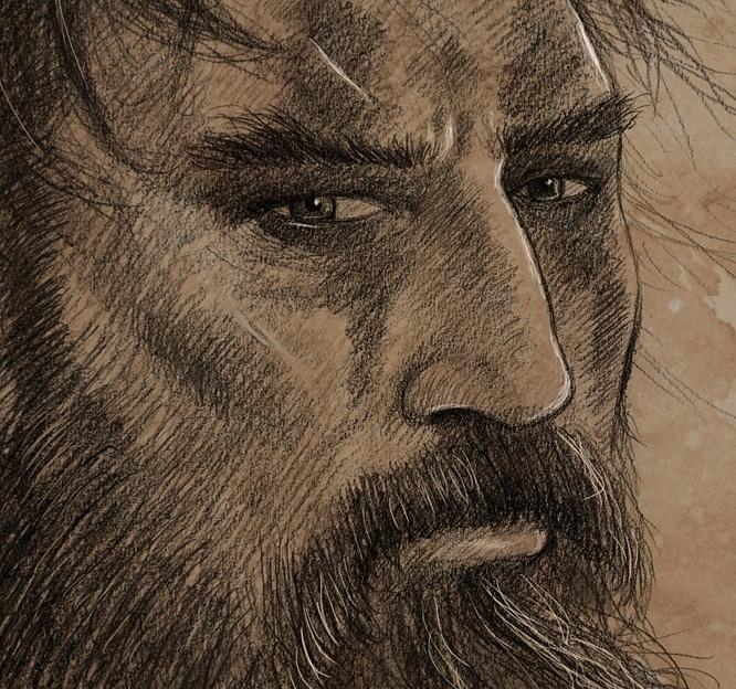 Barbarian #3 (close-up)