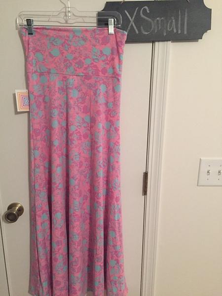 Maxi Skirt ON SALE $28.00 by Hannah Hawkins Rariden