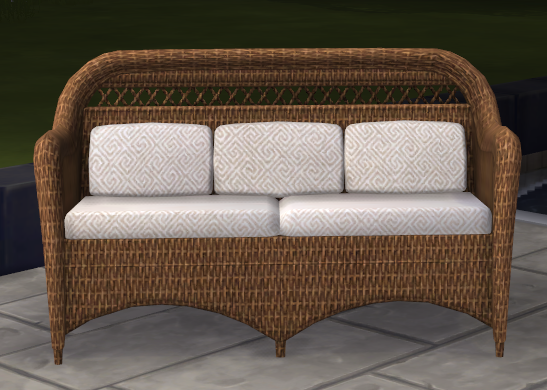 By Request - Wicker Set Conversion Cushion_Close-Up