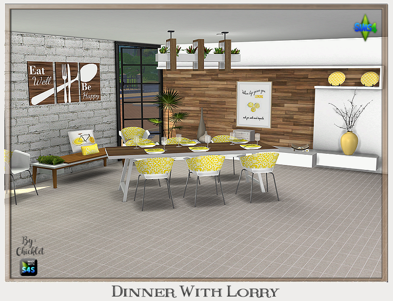 TS4: Dinner With Friends **UPDATED** - Page 6 Dinner_With_Lorry_Ad_Pic_2