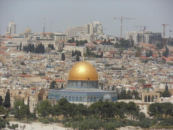 Jerusalem by ImanBluhm