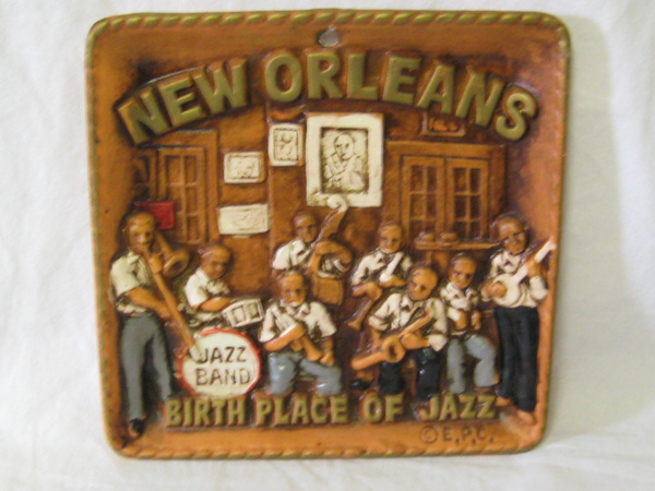 New Orleans by JohnsJazzCollection