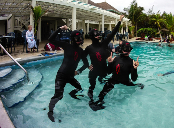 Grand Cayman Freediving Camp by Denver Divers