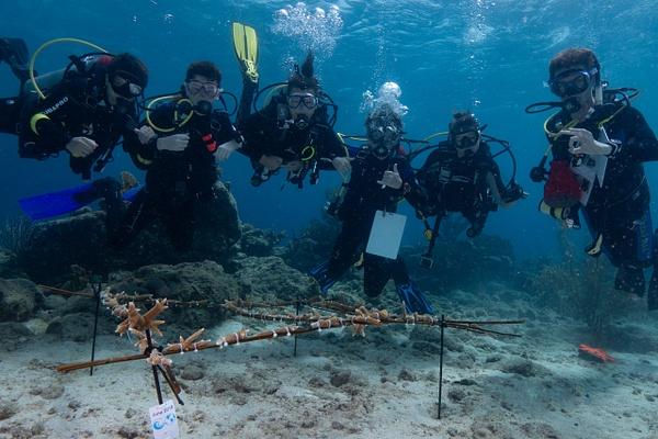 Curacao Generation Ocean Trip 2018 by Denver Divers