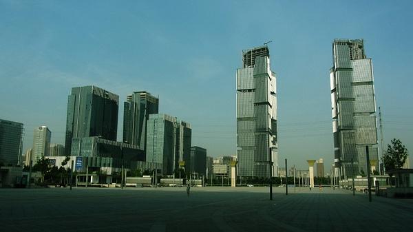 Hangzhou & Zhengzhou by A-chinese
