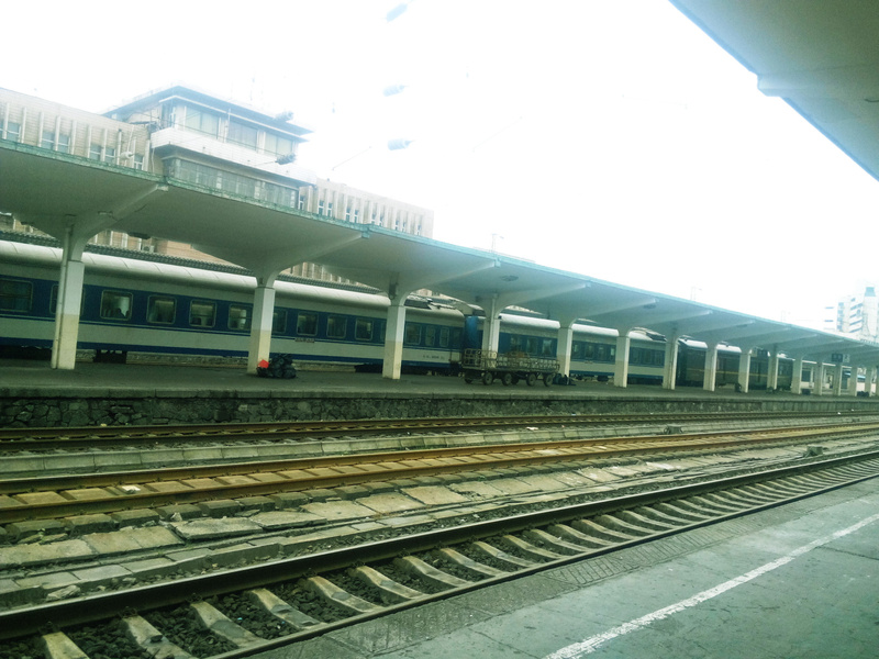 Railway in Xi'an (3)
