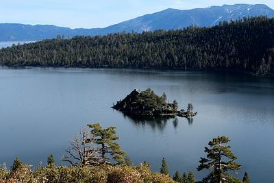 Lake Tahoe December 2011