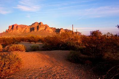 Apache Trail 2003