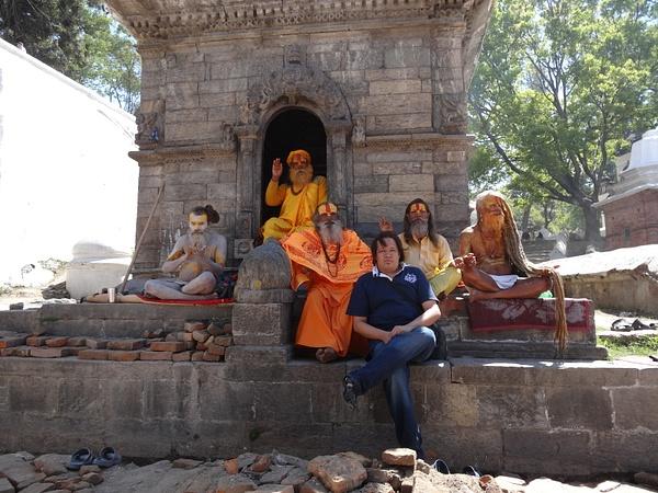 Kathmandu-Chitwan-Pokhara-Nepal_HoliFestival by ®yan Ca®lo