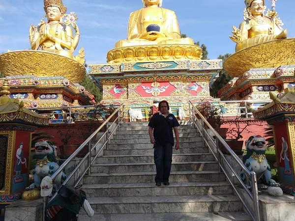 Buddha Statues Kathmandu Nepal
