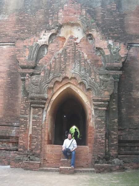Chillaxing In Bagan