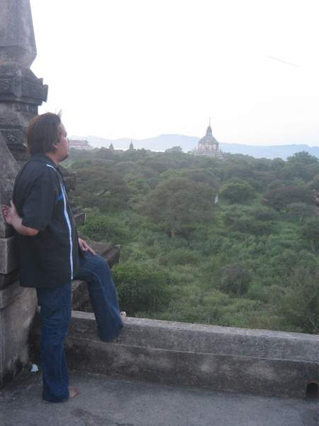The View from Bagan