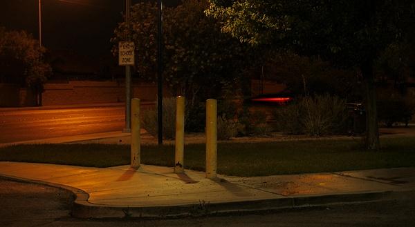 corner by Thure Johnson