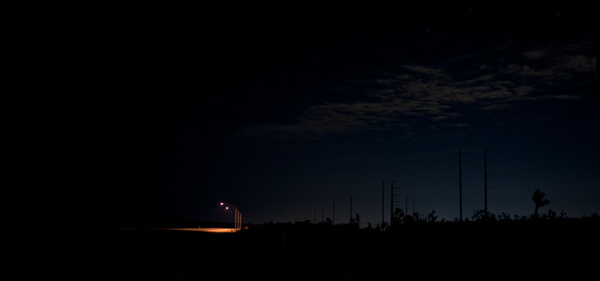 city light by Thure Johnson