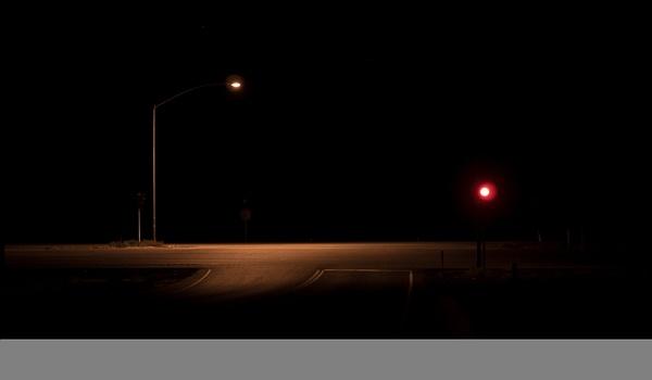ski light 2 by Thure Johnson