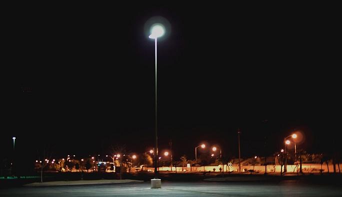 parking lot light 3