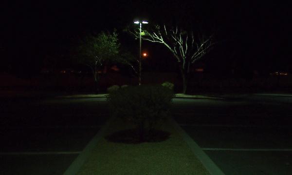 night light by Thure Johnson