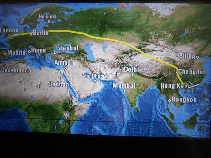 Ei tämän pitempää lentoa taida olla